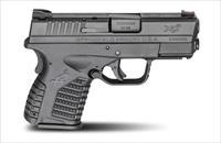 "Springfield Armory XDS 3.3"" .40 S&W Pistol XDS93340BE 706397905132"