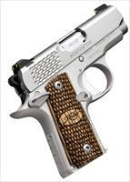 Kimber America Micro Raptor Stainless .380 ACP Conceal Carry Pistol 3300084   669278330846