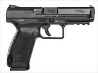Century Arms Canik TP9SF 9mm 18+1 Pistol Black
