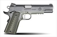 Springfield Armory 1911 Marine Corps Operator Loaded .45 ACP Handgun VZ Grips PX9110MLP