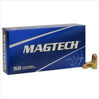 Magtech .380 ACP 95 Grain FMJ 380 ammo 1000 round case 20 boxes of 50 rounds 380A 754908112012
