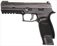 Sig Sauer P320 9mm 21+1 Full Size Pistol - TacOps Pack 320F-9-BSS-TACOPS 798681559886