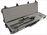 Pelican™ Branded Protector Case™ 1750 Large Rolling Long Gun Case with Foam, Black 1750-000-110 019428005696