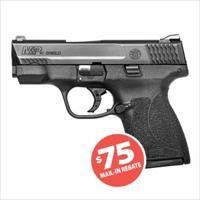 Smith and Wesson M&P45 Shield .45 ACP 6+1 Compact Pistol No Thumb Safety 11531 022188868135