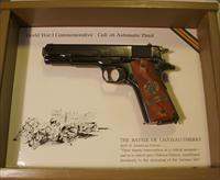 WW1 Battle of Chateau-Thierry Commemorative  Colt .45