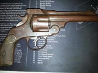 ORBEA HERMANOS IN .455 WEBLEY