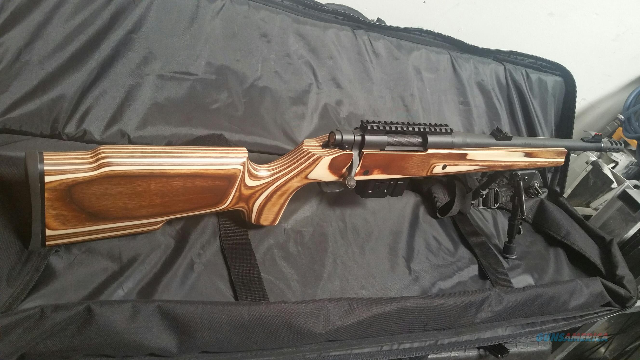 308 Mossberg Mvp Patrol W Custom Boyds Stock For Sale