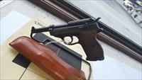 POST WW2 WALTHER P1 9MM