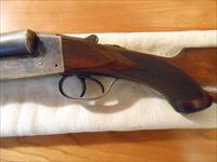 1915 Ithaca 12 Gauge Shotgun Field Model still shoots & ejectors work Grade 1