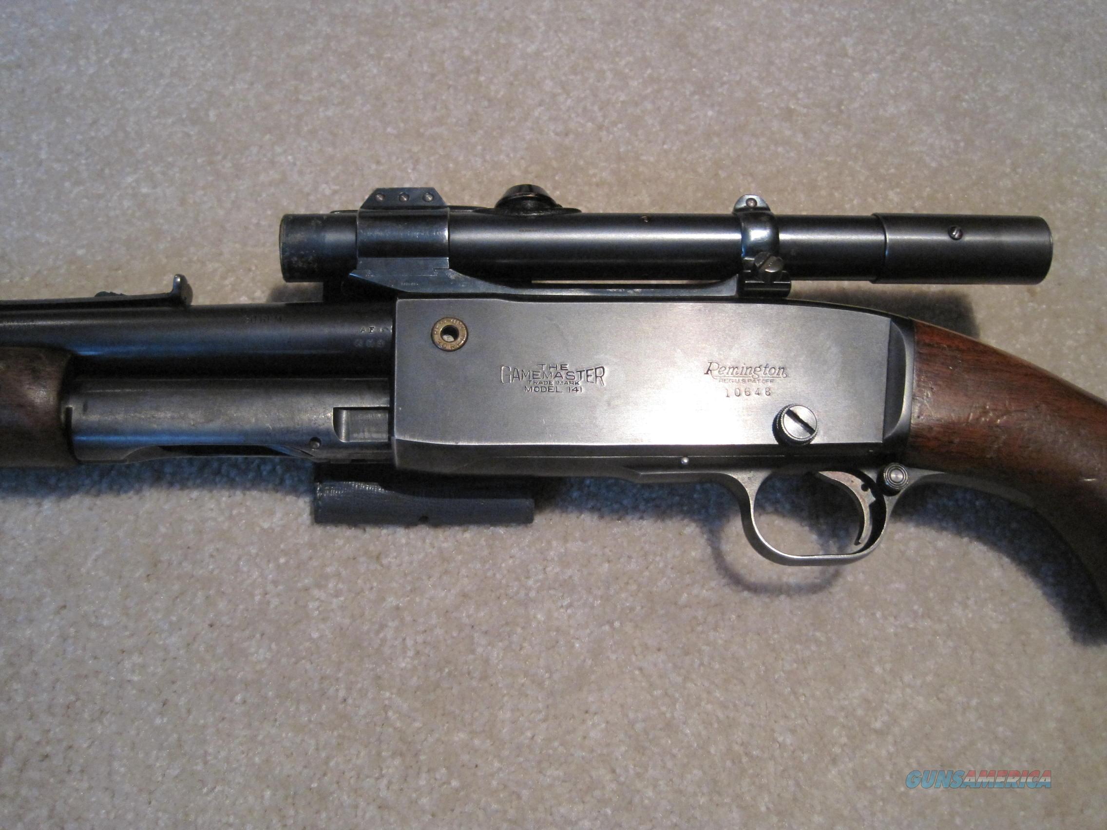 Remington 742 Woodsmaster Serial Numbers