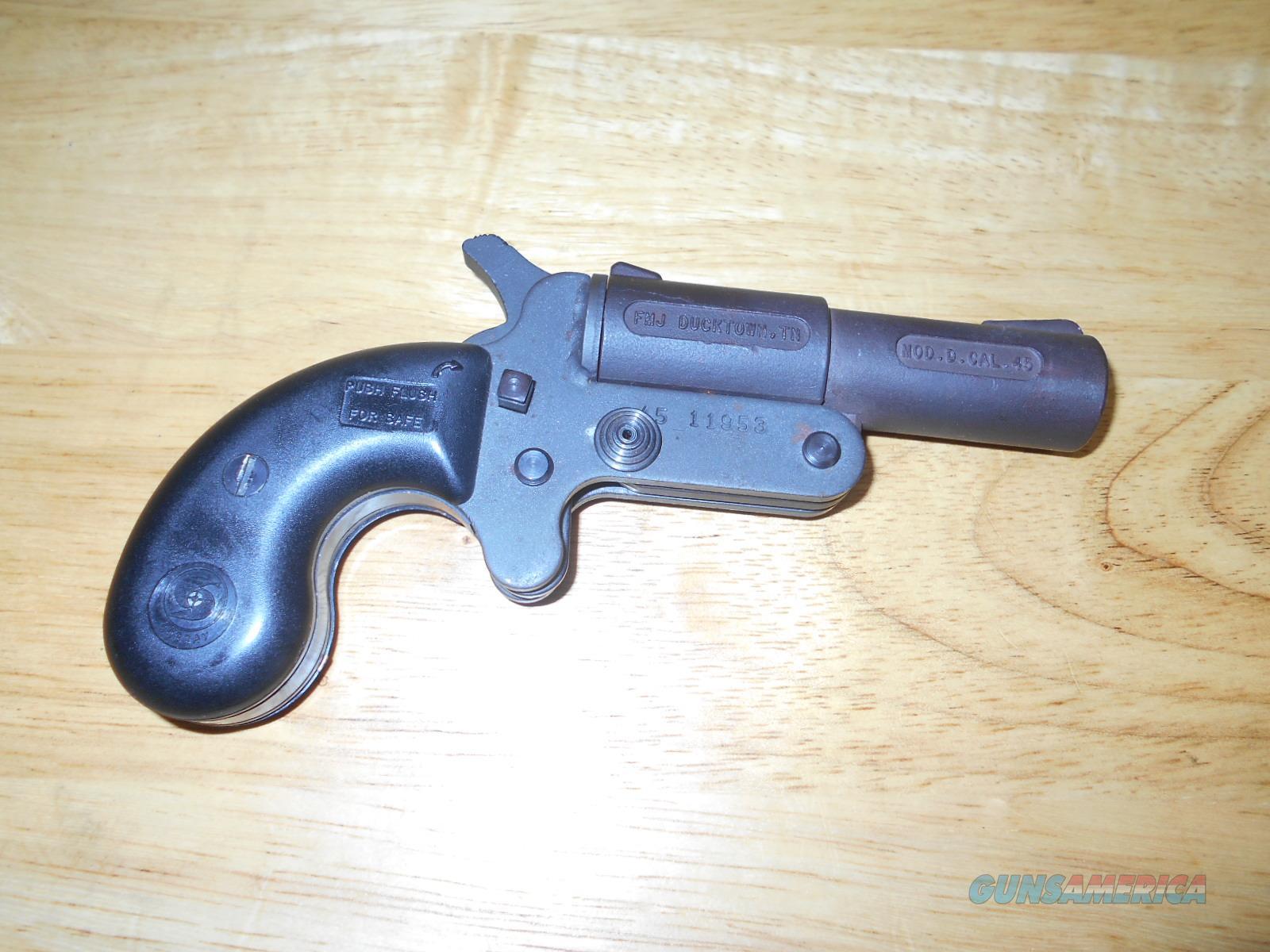 FMJ Derringer 410/45