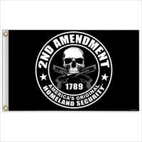 2nd Amendment Flag 3' x 5'