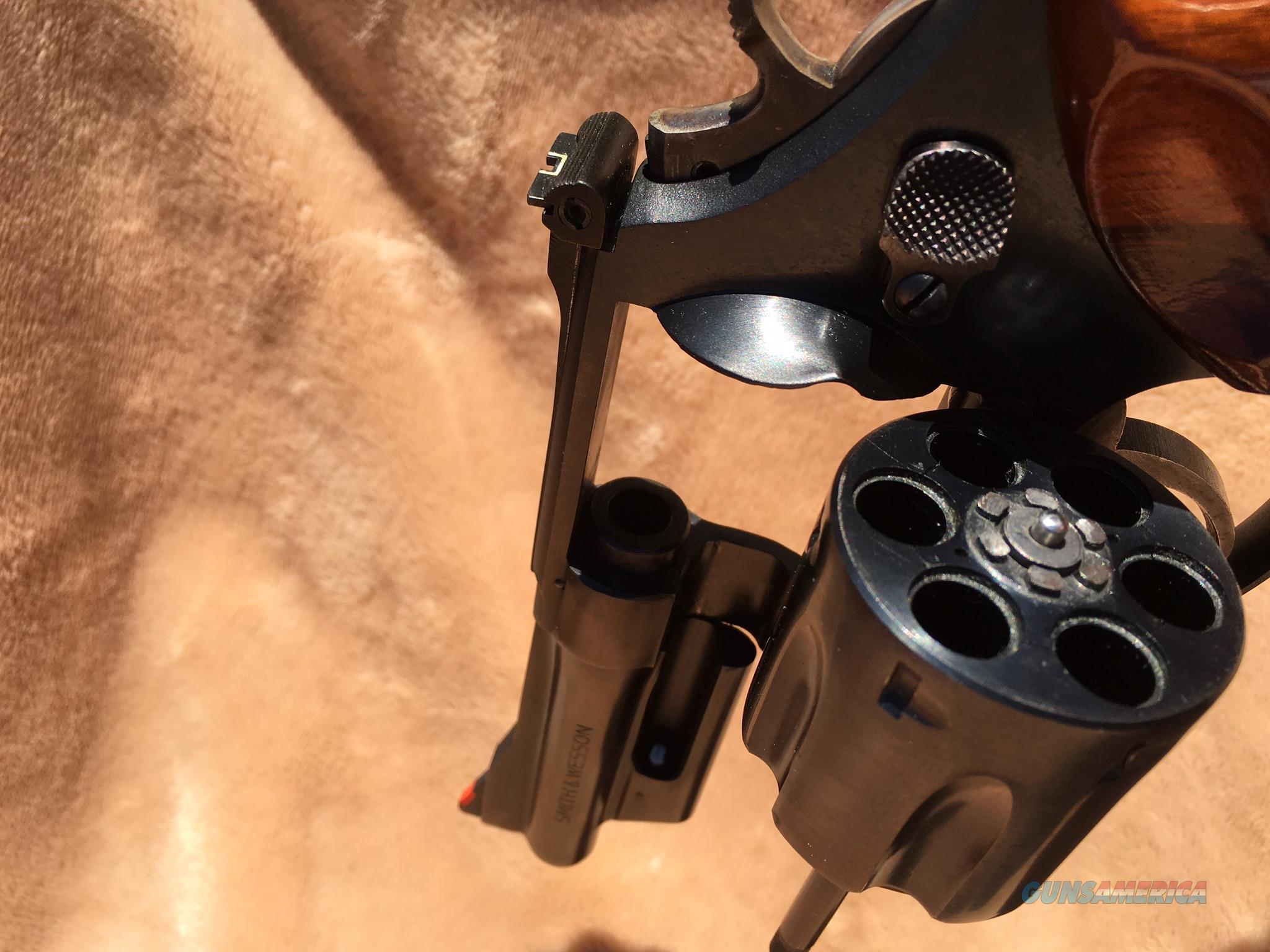 Smith & Wesson model 28-2 Highway Patrolman  357 w/holster