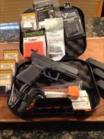 Glock 23  Gen. 4  Full Grey  W / Upgrades