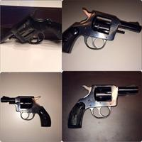 Harrington & Richardson model 732 S&W L