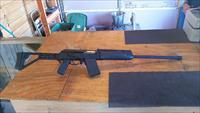 Upgraded Custom Saiga 20 guage