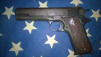 Pre- WWI Springfield 1911 Built 1914