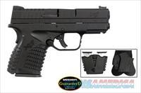 "Springfield Armory XDS9339B XD-S 9mm 3.3"" 7+1 **FINANCING/LAY-AWAY AVAILABLE!! NO CREDIT CHECK! CONTACT US FOR DETAILS**"