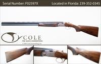 """Beretta 695 Field Shotgun   20GA 28""""   SN: #F02597X"""