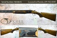 "Beretta 690 12ga 32"" New SN: N65863S Call For Our Price"
