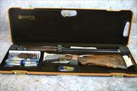 "Beretta 687 EELL Classic 28g 28"" Pre-Owned Field SN: V41239S"