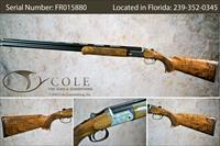"Blaser F-3 Luxus Competition Sporting 12g 32"" SN:#FR015880"
