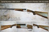 "Beretta 486 Parallelo 12g 30"" SxS Field Shotgun New SN: DB01293A ~ Call for price!"