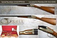 Browning BSS Sidelock 12ga / 20ga Matched Pre-owned Field Shotgun Set SN: 01037PT918