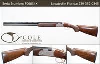 """Beretta Silver Pigeon III Field Shotgun   12GA 28""""   SN: #F06834X"""