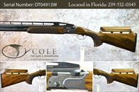 "Beretta DT11 XTrap Combo 32"" o/u & 34"" unsingle  12ga DEMO SN:DT04913W Call for our price!"