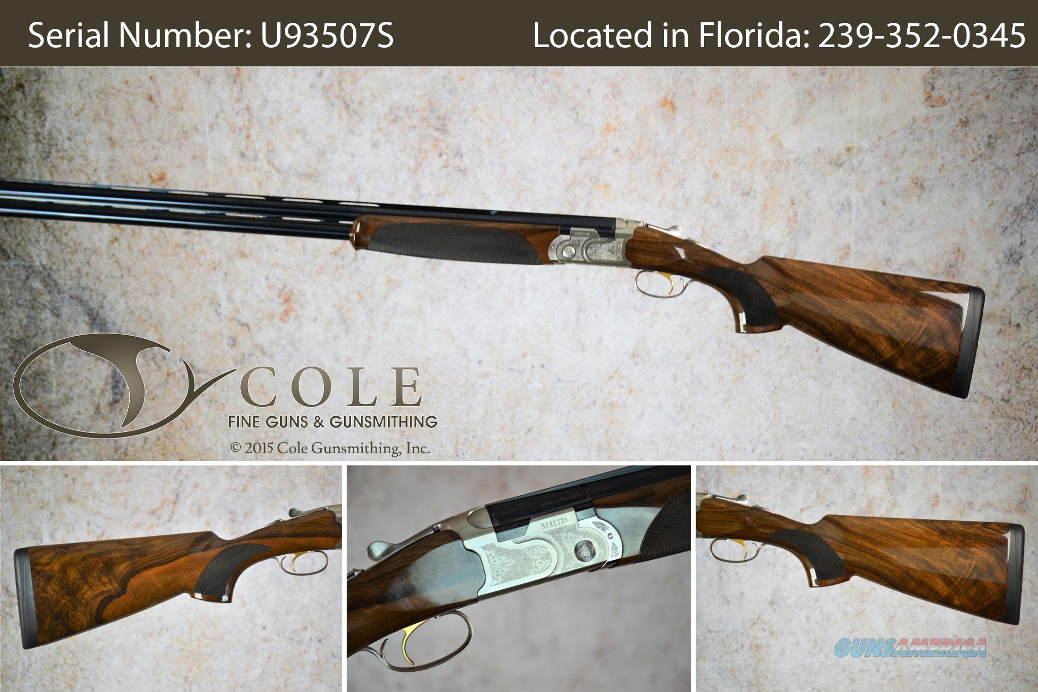 Beretta 686 Silver Pigeon I Sporting 12g 32