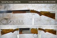 "Zoli Pernice Round Body 28g 28"" Field Shotgun New SN: 249276 Call for price!"