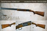 "Blaser F16 Sporting 12g 30"" SN:#FGR001307~~Pre-Owned~Never Been Fired~~"