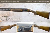 "Beretta 690 Sporting 12ga 30"" Shotgun SN:Z91659S Call for our price!"