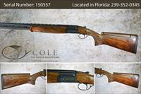 "Perazzi MX2000S 12g/31.5"" Sporting Shotgun SN:150557 Call for Price!"