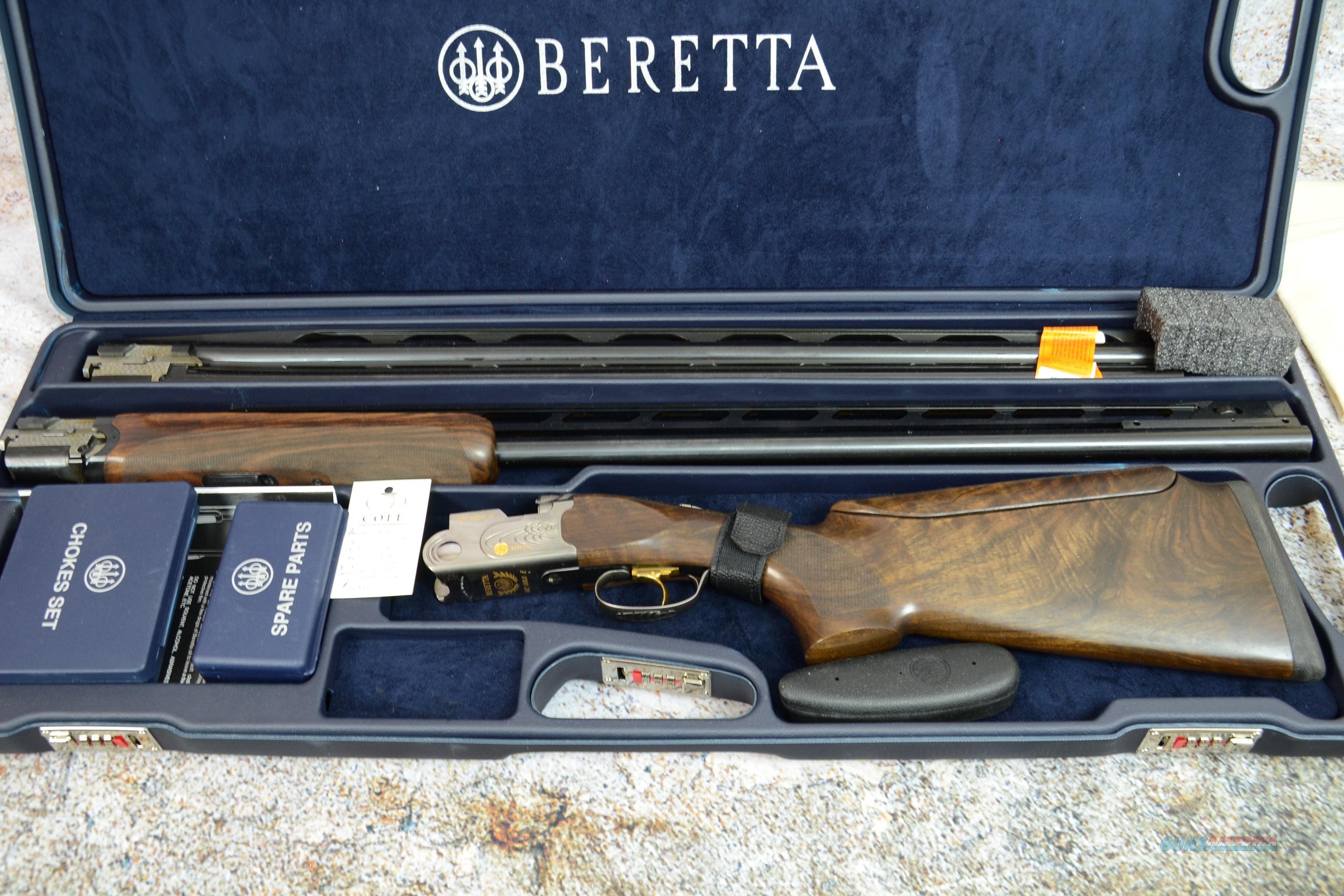 Beretta 682 Gold E Trap Combo 12ga 34 SNN42919S Guns Shotguns