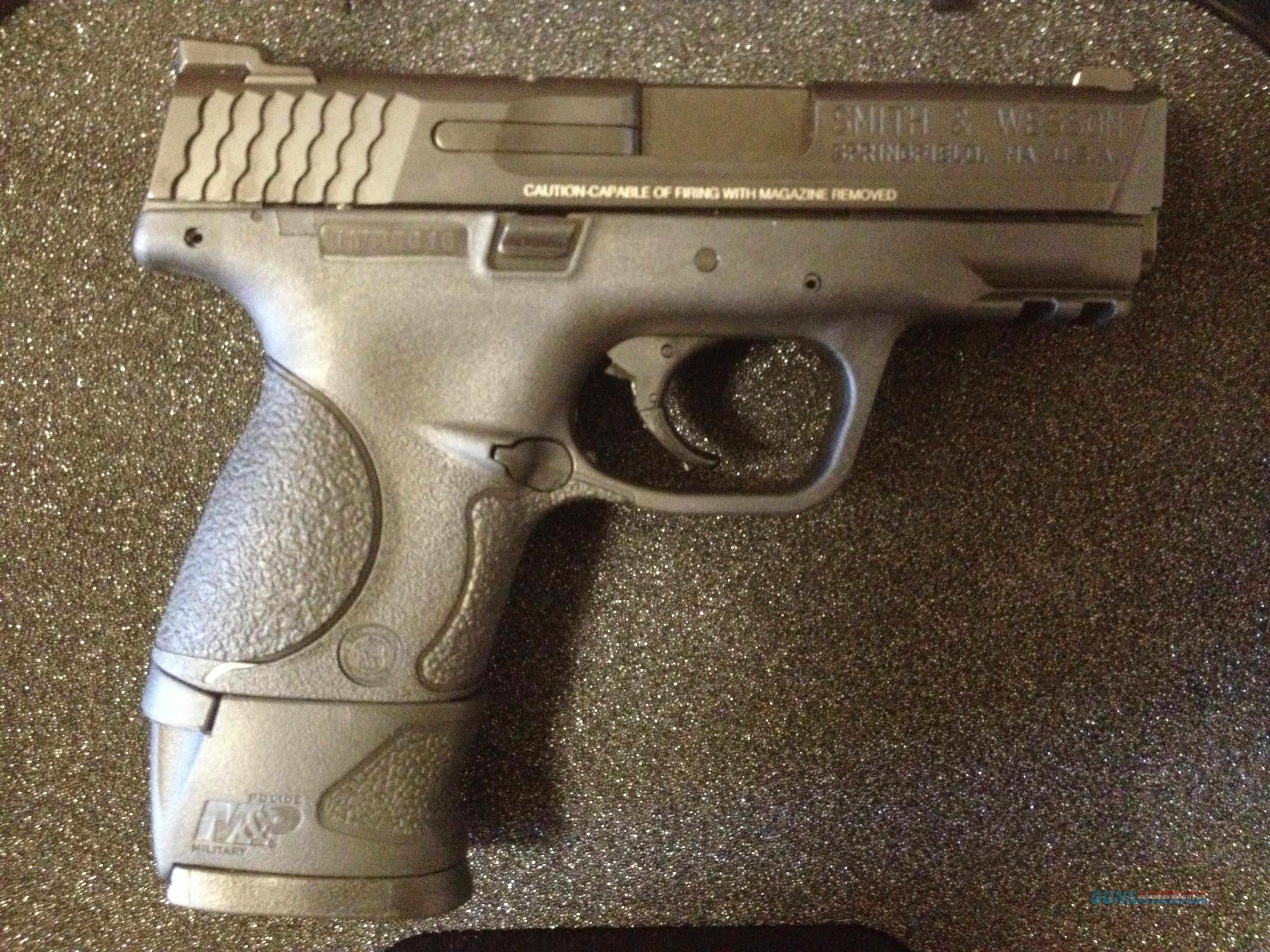 NEW SMITH & WESSON BODYGUARD M&Pc 9mm EXTENDED... For Sale