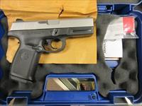 USED SMITH&WESSON 40SW ve