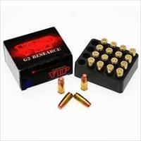 G2 RESEARCH V.I.P 9mm cold tracer rounds