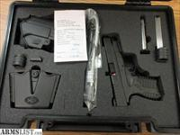 NEW SPRINGFIELD XDS 9mm/ SMITH AND WESSON 15-22lr
