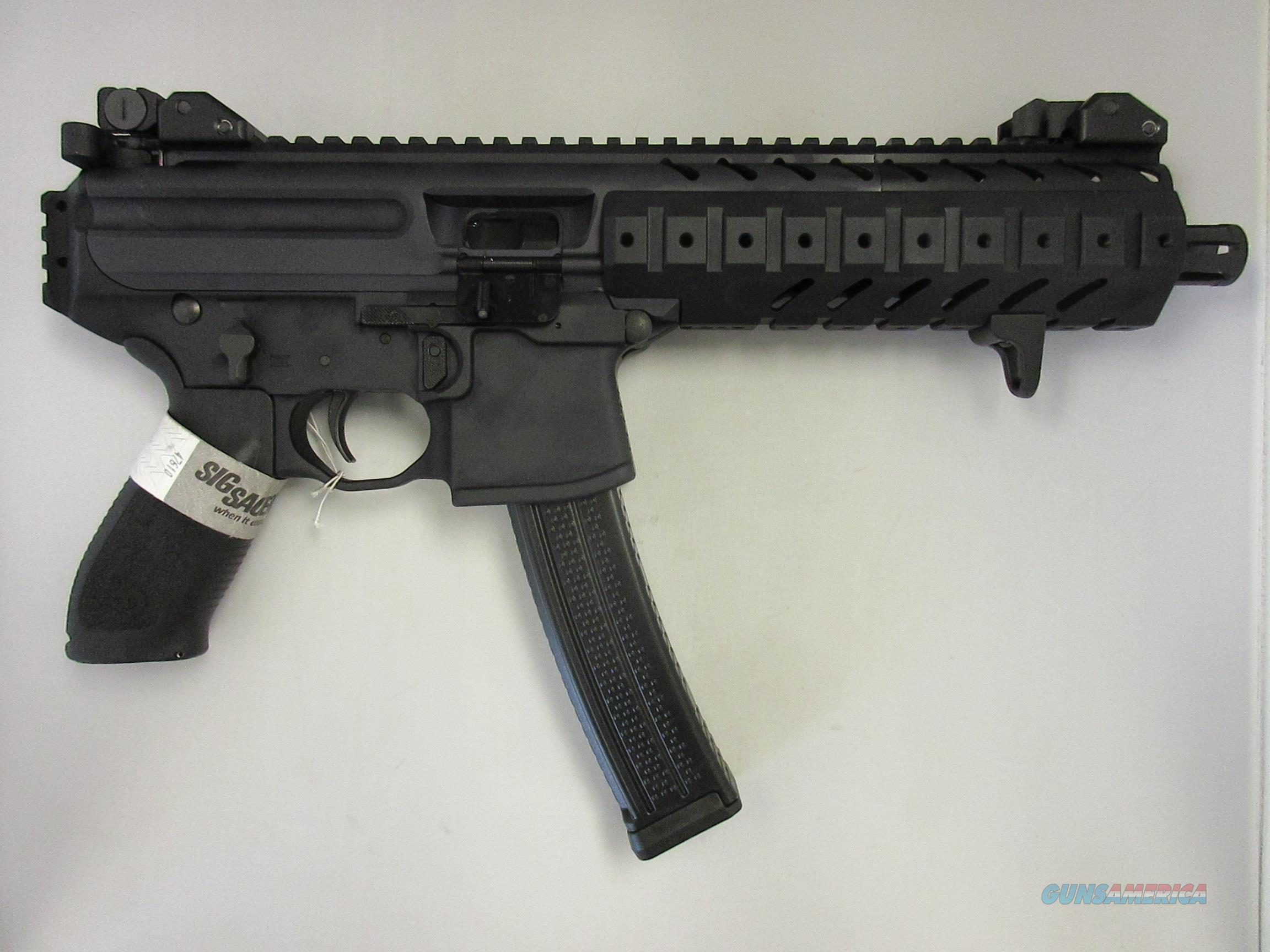 Sig Sauer Mpx P 9mm For Sale
