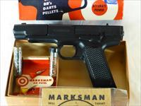 1950's Marksman Sports Air Pistol, .177 Cal, BB's, Pellets, Darts