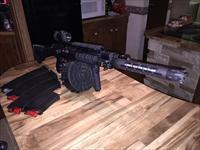 Converted Saiga 12, VERY good condition