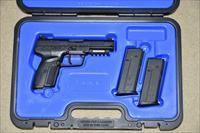 FNH Five-seveN 5.7X28 Pistol w/ Adjustable Sights, and 2 20 round mags;