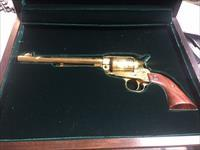 Ruger vaquero 1996 ruger and his guns gold plated wood display