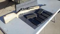 M1A / M14, modified stock, 7 Magazines, parts kit, GI Sling etc.