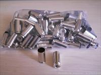 10mm brass NICKEL new 500 pieces