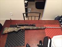 Bolt action Remington 770 Stainless realtree ap camo 30-06