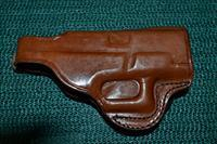 HOLSTER FOR GLOCK 26-27-33, MADE BY TAGUA
