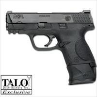 Smith & Wesson M&P9C Compact XGRIP 9MM TALO